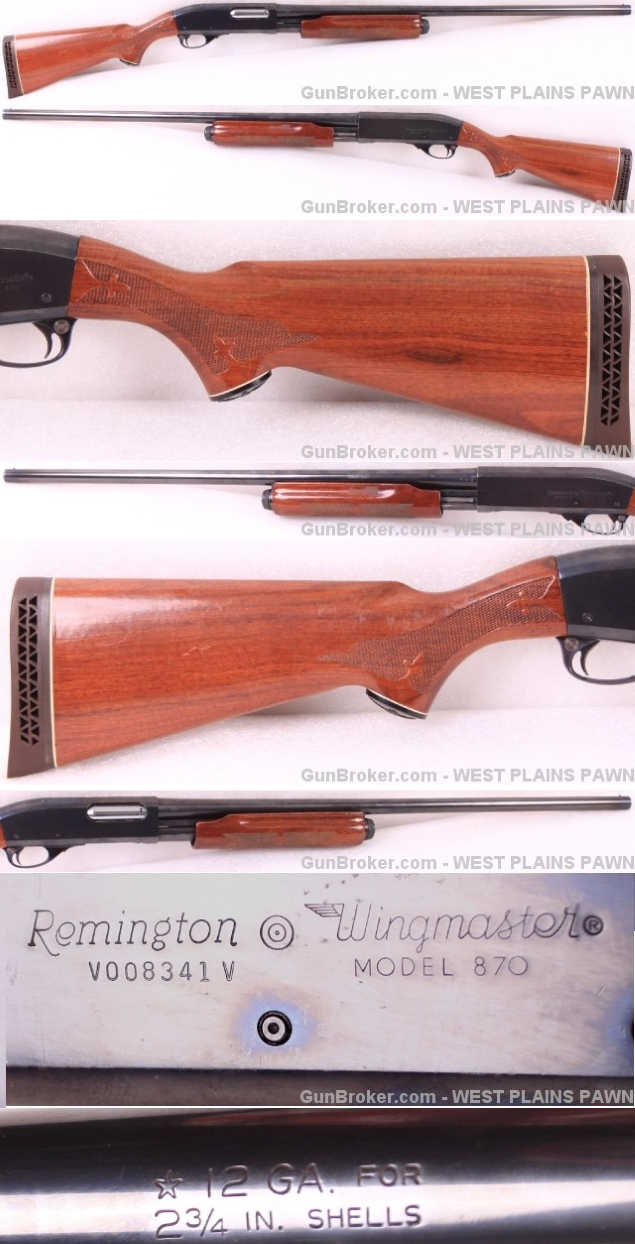 Wood Stocked Hd Guns Shotgunworldcom O Wingmaster Trigger Help Please There Is A 28 In Excellent Condition With Nice On Gunbroker For 279 Still Bidding Or Buy Now 299 That Nearly An Unbeatable