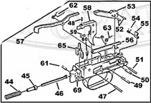 shotgunworld com u2022 mossberg 835 slide problem rh shotgunworld com Mossberg 500 Safety Assembly Mossberg 500 Safety Assembly
