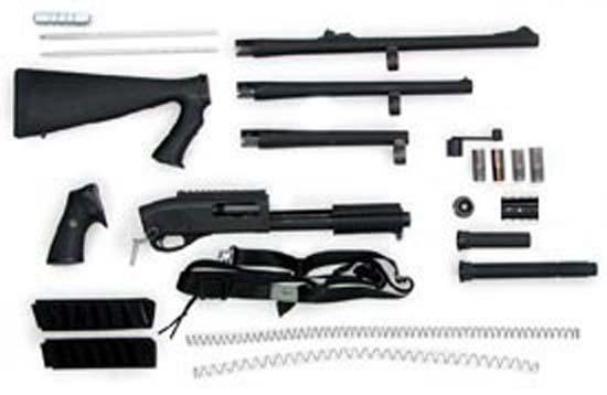 Shotgunworld com • Forearm grip used on Remington 870 MCS?
